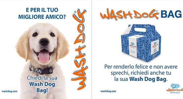 "Wash Dog ""BAG"""