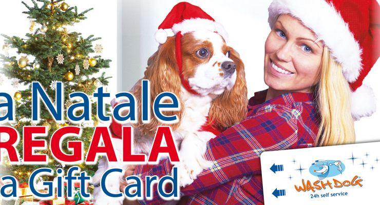 A natale regala la Gift Card