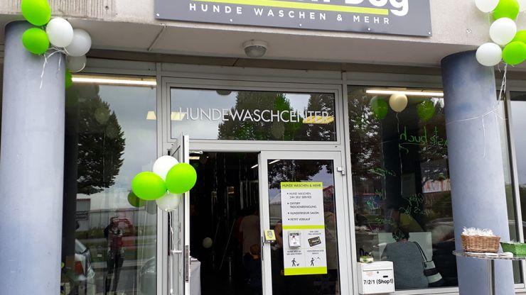 Inaugurazione Wash Dog Vienna