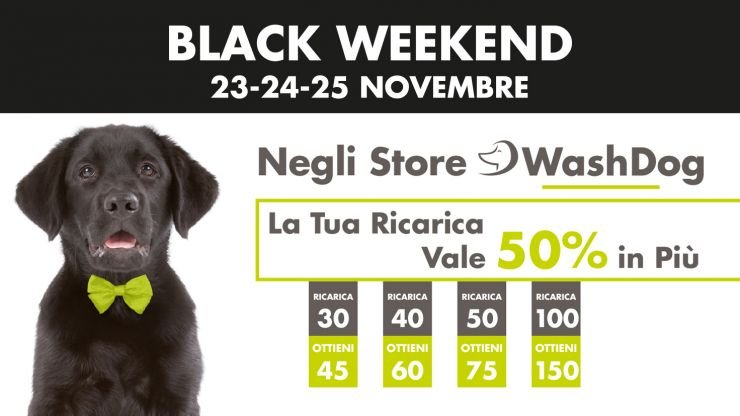 Promo Black Weekend
