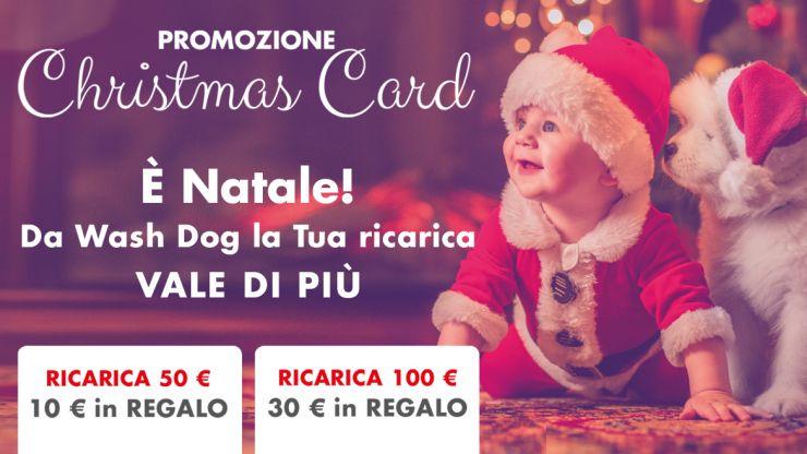 Promozione Christmas Card